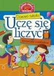 Domowa szkoła. Uczę się liczyć. Książeczka z nalepkami w sklepie internetowym Booknet.net.pl