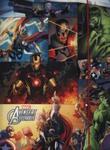 Teczka z gumką A4 Avengers Assemble w sklepie internetowym Booknet.net.pl