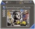 Puzzle New York Impresje 9000 w sklepie internetowym Booknet.net.pl