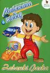 Kolorowanki malowane wodą. Zabawki Jacka w sklepie internetowym Booknet.net.pl