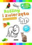 Rośliny i zwierzęta. Koloruję świat w sklepie internetowym Booknet.net.pl
