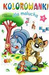 KOLOROWANKI DLA MALUCHA - HI HI HI Z NAK PASJA w sklepie internetowym Booknet.net.pl