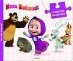 Masza i Niedźwiedź Kim dziś zostanę Puzzlowa w sklepie internetowym Booknet.net.pl