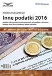 Inne podatki 2016 w sklepie internetowym Booknet.net.pl