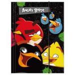 Teczka z gumką A4 Angry Birds w sklepie internetowym Booknet.net.pl