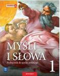 G1 J.POL/WSIP/MYŚLI I SŁOWA PODR. KL.1 WSIP 9788302150463 w sklepie internetowym Booknet.net.pl