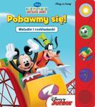 Disney. Klub Przyjaciół Myszki Miki. Pobawmy się razem. Książeczka dźwiękowa w sklepie internetowym Booknet.net.pl