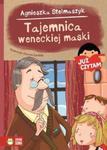 Tajemnica weneckiej maski Już czytam! w sklepie internetowym Booknet.net.pl