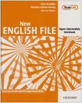 Język angielski. New English File Upper-Intermediate. Liceum ogólnokształcące. Ćwiczenia z kluczem + w sklepie internetowym Booknet.net.pl