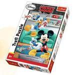 Puzzle 100 Myszka Miki i Przyjaciele Miki i Donald w sklepie internetowym Booknet.net.pl