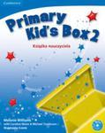 Primary Kid's Box 2 Książka nauczyciela w sklepie internetowym Booknet.net.pl