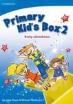 Primary Kid's Box 2 karty obrazkowe w sklepie internetowym Booknet.net.pl
