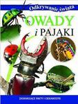 ODKRYWANIE ŚWIATA OWADY I PAJĄKI OP FK 9788327430748 w sklepie internetowym Booknet.net.pl