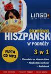 Hiszpański w podróży Rozmówki 3 w 1 + CD w sklepie internetowym Booknet.net.pl