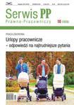 Urlopy pracownicze-odpowiedzi na najtrudniejsze pytania w sklepie internetowym Booknet.net.pl