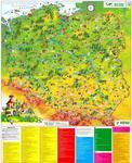Mapa Polska w obrazkach dla dzieci 1:750 000 w sklepie internetowym Booknet.net.pl
