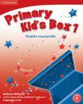 Primary Kid's Box 1 Książka nauczyciela + CD w sklepie internetowym Booknet.net.pl