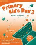 Primary Kid's Box 3 Książka nauczyciela z płytą CD w sklepie internetowym Booknet.net.pl