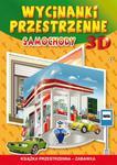 Wycinanki przestrzenne Samochody 3D w sklepie internetowym Booknet.net.pl