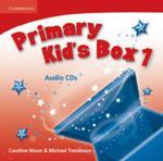 Primary Kid's Box 1 Audio 2CD w sklepie internetowym Booknet.net.pl
