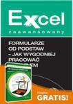 Formularze od podstaw Jak wygodniej pracować z Excelem + gratis 35 najlepszych narzędzi i w sklepie internetowym Booknet.net.pl