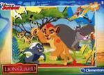Puzzle Disney Junior Lwia Straż 100 w sklepie internetowym Booknet.net.pl