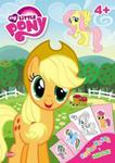 My Little Pony. Kolorowanka i naklejki. DPN-204 w sklepie internetowym Booknet.net.pl