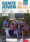 Gente Joven 2 Podręcznik wieloletni z płytą CD w sklepie internetowym Booknet.net.pl