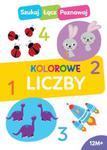Szukaj, łącz, poznawaj! Kolorowe liczby w sklepie internetowym Booknet.net.pl