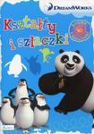 Kształty i szlaczki. Książka z naklejkami w sklepie internetowym Booknet.net.pl
