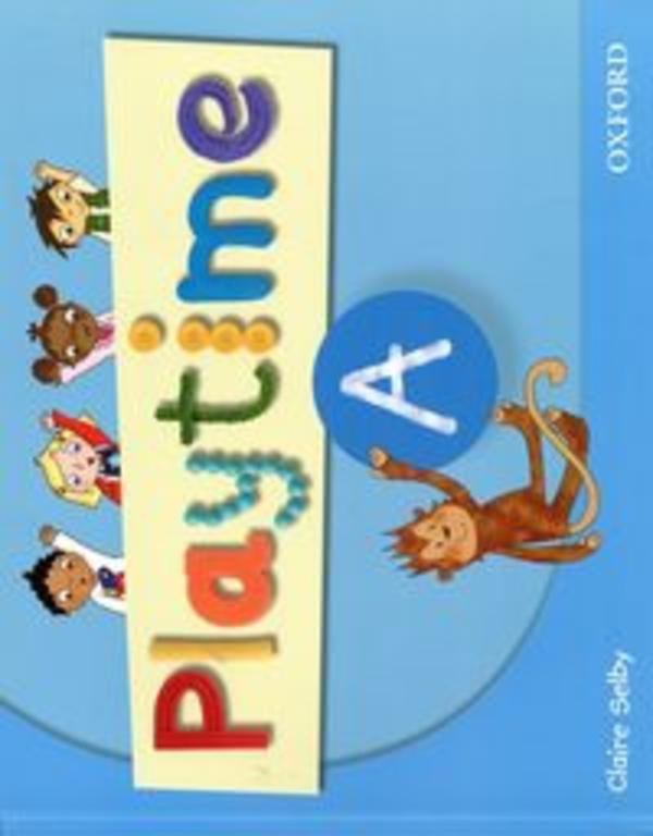 playtime a class book учебник