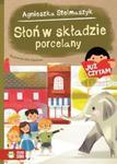 Już czytam! Słoń w składzie porcelany w sklepie internetowym Booknet.net.pl