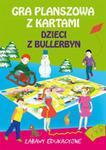 Gra planszowa z kartami (książka) Dzieci z Bullerbyn w sklepie internetowym Booknet.net.pl