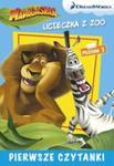 Dream Works Pierwsze czytanki Madagaskar Ucieczka z zoo 3 (poziom 3) w sklepie internetowym Booknet.net.pl