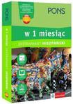 Hiszpański w 1 miesiąc z 3 tablicami językowymi i kursem online w sklepie internetowym Booknet.net.pl