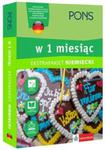 Niemiecki w 1 miesiąc z 3 tablicami językowymi i kursem online w sklepie internetowym Booknet.net.pl