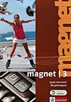 Magnet 3. Gimnazjum. Język niemiecki. Podręcznik + 2 CD wersja wieloletnia w sklepie internetowym Booknet.net.pl