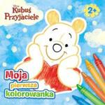 Kubuś i Przyjaciele. Moja pierwsza kolorowanka DDC-1 w sklepie internetowym Booknet.net.pl