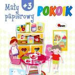 MAŁY PAPIEROWY POKOIK +3 Z NAKLEJKAMI w sklepie internetowym Booknet.net.pl