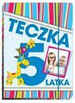Teczka 5 latka w sklepie internetowym Booknet.net.pl