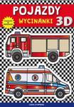 Pojazdy Wycinanki 3D w sklepie internetowym Booknet.net.pl