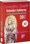 Kalendarz kulinarny 2017 Magda Gessler w sklepie internetowym Booknet.net.pl