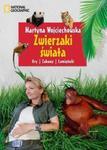 Zwierzaki świata. Gry, zabawy, łamigłówki w sklepie internetowym Booknet.net.pl