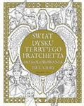 Świat Dysku Terryego Pratchetta do kolorowania w sklepie internetowym Booknet.net.pl