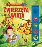 Gucio poznaje. Zwierzęta świata w sklepie internetowym Booknet.net.pl