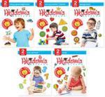 Akademia malucha Pakiet 2-latka ( części 1-5 ) w sklepie internetowym Booknet.net.pl