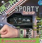 Sporty Bands bransoletki dla chłopców w sklepie internetowym Booknet.net.pl