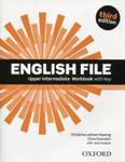 English File Upper-Intermediate Workbook with Key w sklepie internetowym Booknet.net.pl