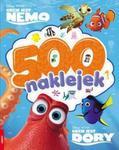 Gdzie jest Nemo. Gdzie jest Dory. 500 naklejek w sklepie internetowym Booknet.net.pl