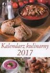 Kalendarz 2017 kulinarny w sklepie internetowym Booknet.net.pl